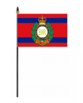 Royal Engineers Corps Hand Flag - Small.